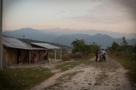 Chaparral Barro Negro, Casanare