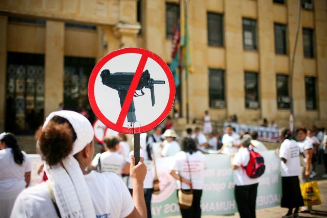 """""""Los Acuerdos de Paz deben ser auténticos compromisos"""""""