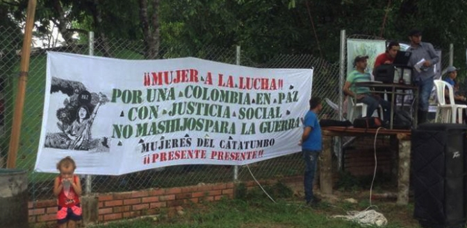 La Lucha Campesina del Catatumbo