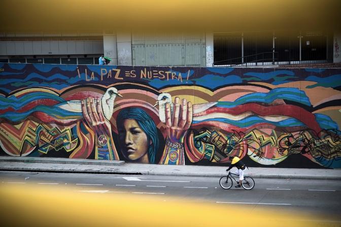 Las organizaciones, grupos y comunidades necesitan ahora, tal vez más que nunca, los ojos del mundo puestos en Colombia.