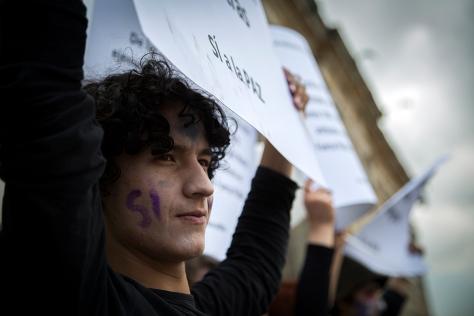 Movimiento social paz
